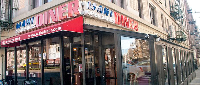 Wahi Diner Washington Heights – American, Continental, Latin